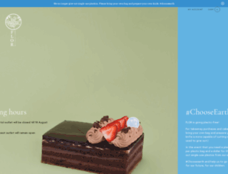 cakeflor.com.sg screenshot