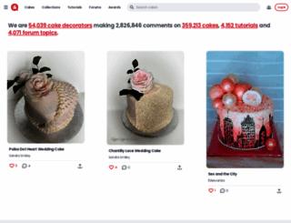 cakesdecor.com screenshot