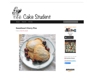 cakestudent.com screenshot