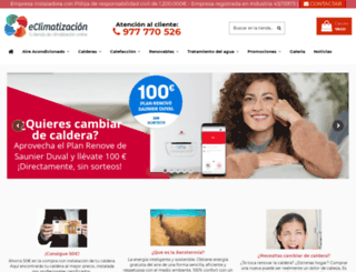calderasentarragona.es screenshot