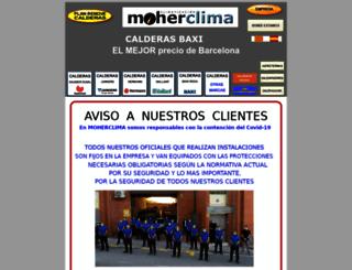 calderasroca.es screenshot