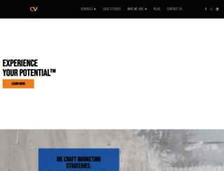 caledonvirtual.com screenshot