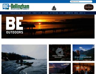 calendar.bellingham.org screenshot