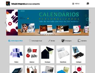 calendariopersonalizado.com.br screenshot