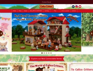 calicocritters.com screenshot