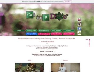calicropdoc.org screenshot