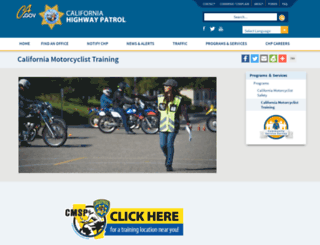 californiamotorcyclist.com screenshot