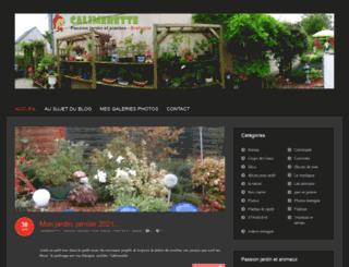 calimerette.com screenshot