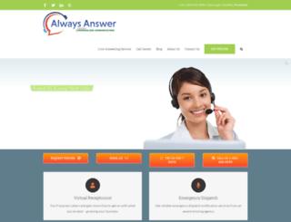 callcenteragency.com screenshot