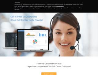 callcentercloud.eu screenshot