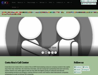 callcenterinboundcalls.com screenshot