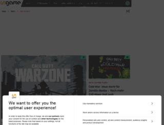 callofduty.ingame.de screenshot