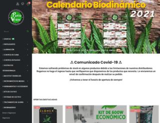 callosapuntoverde.com screenshot