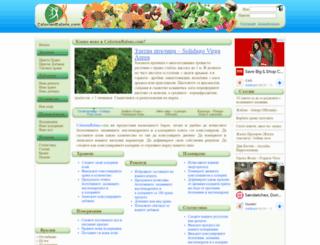 calorienbalans.com screenshot