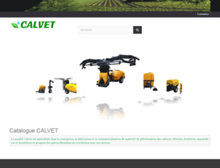 calvetconnect.fr screenshot
