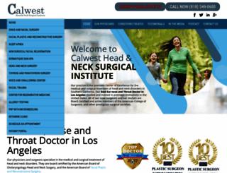 calwestent.com screenshot