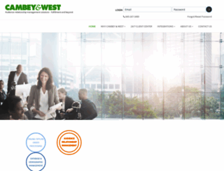 cambeywest.com screenshot