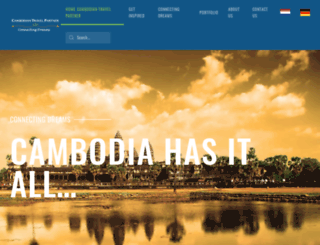 cambodia-travelpartner.com screenshot