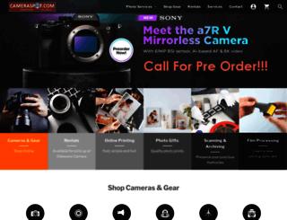 cameraspot.com screenshot