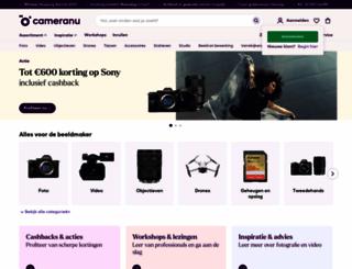 cameratools.nl screenshot