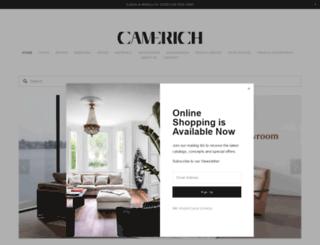 camerich.com.au screenshot