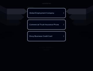 cametal.es screenshot