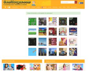camijuegos.com screenshot