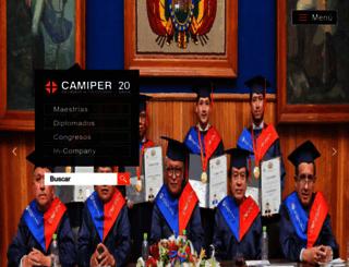 camiper.com screenshot