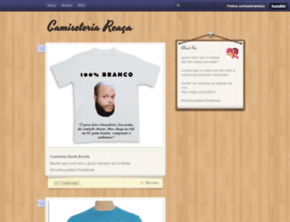 camiseteriareaca.tumblr.com screenshot