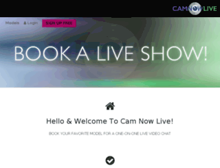camnowlive.com screenshot