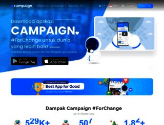 campaign.com screenshot