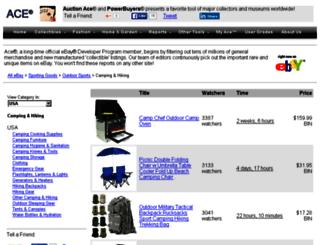 campers.com screenshot