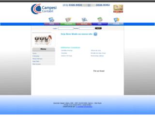 campesi.com.br screenshot