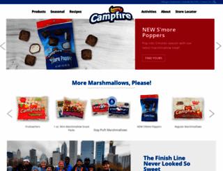 campfiremarshmallows.com screenshot