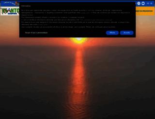 campingdonantonio.it screenshot