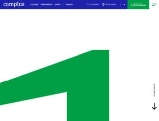 camplus.it screenshot