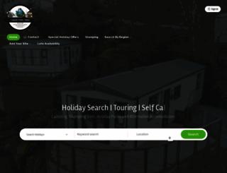 campsitefinderonline.com screenshot