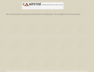 campster.com screenshot