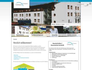 campus-company.eu screenshot