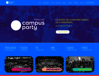 campus-party.org screenshot