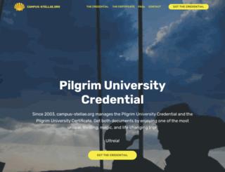 campus-stellae.org screenshot