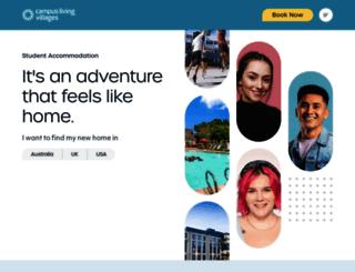 campushousing.com screenshot