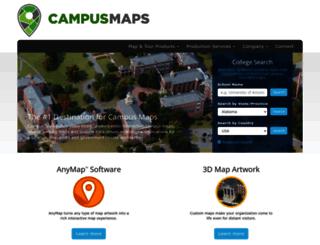 campusmaps.com screenshot