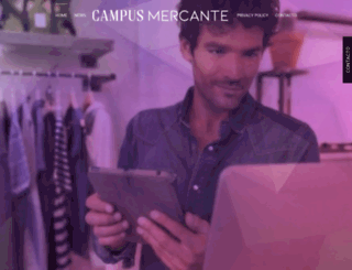 campusmercante.com screenshot