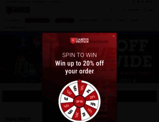 campusprotein.com screenshot