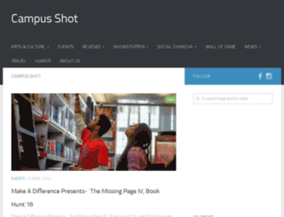 campusshot.com screenshot