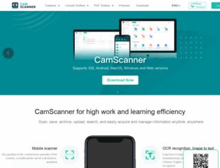 camscanner.net screenshot