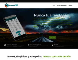camundanet.com screenshot