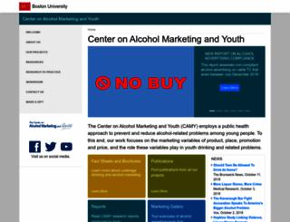 camy.org screenshot