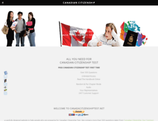 canadacitizenshiptest.net screenshot